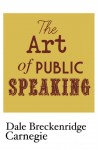 The Art of Public Speaking - text