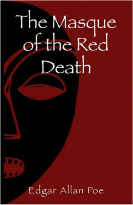 The Masque of the Red Death by Edgar Allan Poe from Vearsa in General Novel category