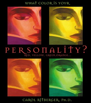 What Color Is Your Personality by Carol Ritberger from Vearsa in Lifestyle category