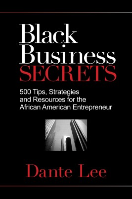 Black Business Secrets by Lee, Dante from Vearsa in Science category