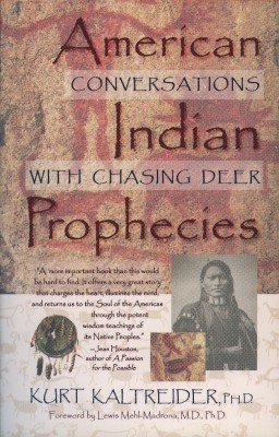 American Indian Prophecies by Kurt Kaltreider from Vearsa in Science category