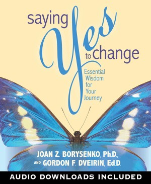 Saying Yes to Change by Joan Borysenko from Vearsa in Religion category