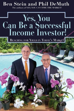 Yes, You Can Be A Successful, Income Investor by Phil DeMuth from Vearsa in Finance & Investments category