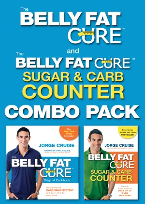 The Belly Fat Cure Combo Pack by Jorge Cruise from Vearsa in Family & Health category
