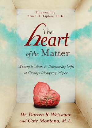 The Heart of the Matter by Dr. Darren R. Weissman from Vearsa in Lifestyle category
