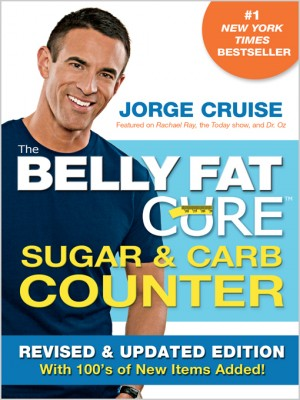 The Belly Fat Cure Sugar & Carb Counter by Jorge Cruise from Vearsa in Family & Health category