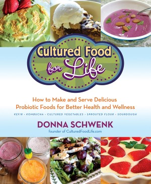 Cultured Food for Life by Donna Schwenk from Vearsa in Family & Health category