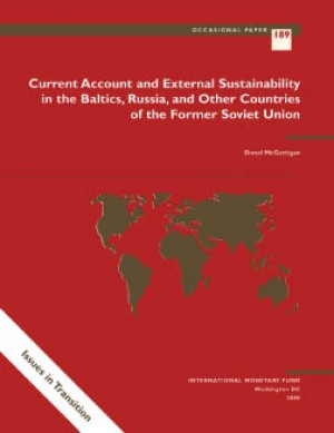 Current Account and External Sustainability in the Baltics, Russia, and Other Countries of the Former Soviet Union by Donal McGettigan from Vearsa in Finance & Investments category