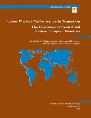 Labor Market Performance in Transition: The Experience of Central and Eastern European Countries by Philippe Egoumé-Bossogo from Vearsa in Finance & Investments category