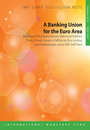 A Banking Union for the Euro Area by Rishi Goyal from Vearsa in Finance & Investments category
