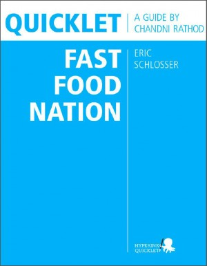 Quicklet on Eric Schlosser's Fast Food Nation by Chandni  Rathod from Vearsa in Family & Health category