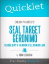 Quicklet on Chuck Pfarrer's SEAL Target Geronimo: The Inside Story of The Mission to Kill Osama Bin Laden by Tom  Szollosi from  in  category