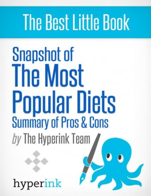 Snapshot of the Most Popular Diets by The Hyperink Team from Vearsa in General Novel category
