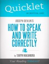 Quicklet on Joseph Devlin's How to Speak and Write Correctly - text