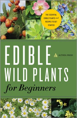 Edible Wild Plants for Beginners by Althea Press from Vearsa in General Novel category