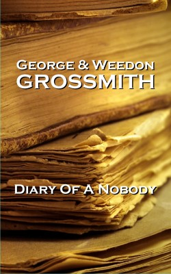 Diary Of A Nobody by George Grossmith Grossmith from Vearsa in General Novel category
