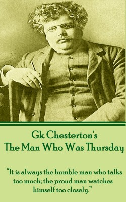 The Man Who Was Thursday by G.K. Chesterton from Vearsa in General Novel category