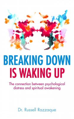 Breaking Down is Waking Up: Can Psychological Suffering be a Spiritual Gateway? by Dr Russell Razzaque from Vearsa in Religion category