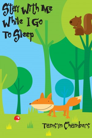 Stay With Me While I Go To Sleep by Tamsyn Chambers from Vearsa in Teen Novel category
