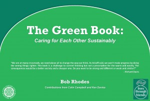 The Green Book: Caring for Each Other Sustainably by Bob Rhodes from Vearsa in General Novel category