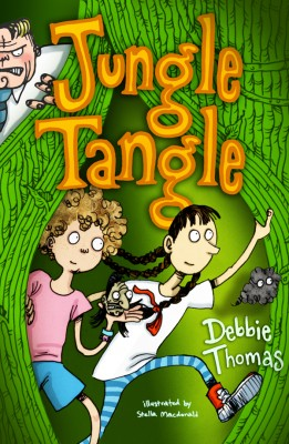 Jungle Tangle: A Abbie Hartley Adventure  by Debbie Thomas from Vearsa in Teen Novel category