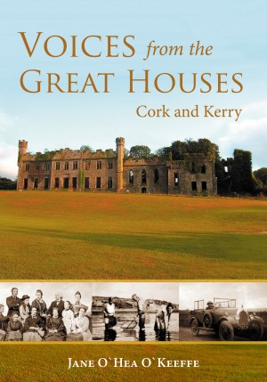 Voices from the Great Houses of Ireland: Life in the Big House by Jane O'Keeffe from Vearsa in History category