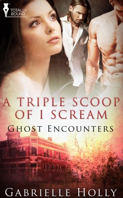 A Triple Scoop of I Scream by Gabrielle Holly from Vearsa in Romance category