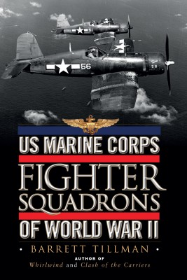 US Marine Corps Fighter Squadrons of World War II by Barrett Tillman from Vearsa in History category