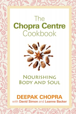 The Chopra Centre Cookbook by Leanne Backer from Vearsa in Family & Health category