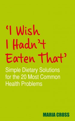 I Wish I Hadn't Eaten That by Maria Cross from Vearsa in Family & Health category