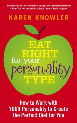 Eat Right For Your Personality Type by Karen Knowler from Vearsa in Family & Health category