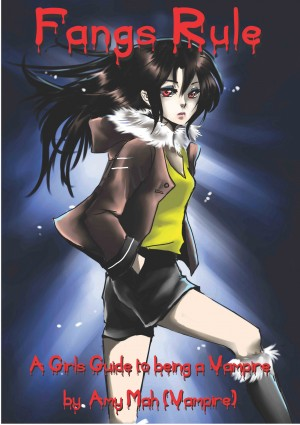 Fangs Rule A Girls Guide to Being a Vampire (Night Life) by Heby Sim from Vearsa in General Novel category