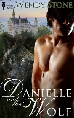 Danielle and the Wolf by Wendy Stone from Vearsa in Romance category