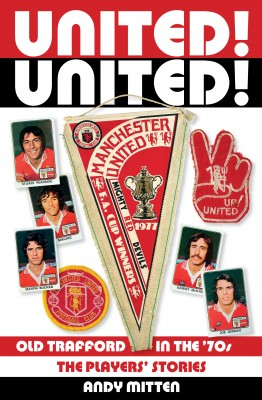 United! United! by Andy Mitten from Vearsa in Sports & Hobbies category