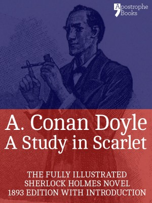 A Study in Scarlet by Arthur Conan Doyle from Vearsa in General Novel category