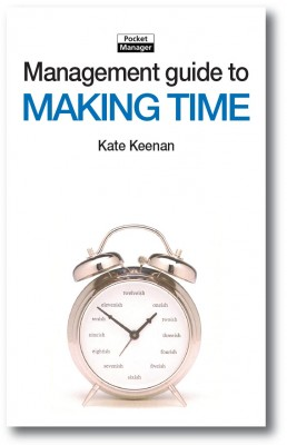The Management Guide to Making Time by Kate Keenan from Vearsa in Finance & Investments category