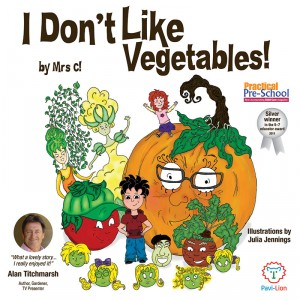 I Don't Like Vegetables by Mrs   C! from Vearsa in Teen Novel category