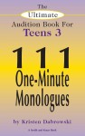 The Ultimate Audition Book for Teens Volume 3 by Kristen Dabrowski from  in  category