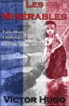 Les Miserables (Fully Illustrated Unabridged Hapgood Translation) by Victor Hugo from  in  category