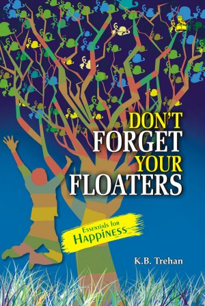 Don't Forget Your Floaters by K.B. Trehan from Vearsa in Lifestyle category