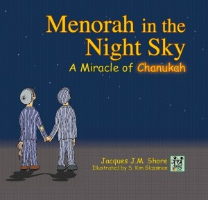 Menorah in the Night Sky by Jacques Shore from Vearsa in Teen Novel category