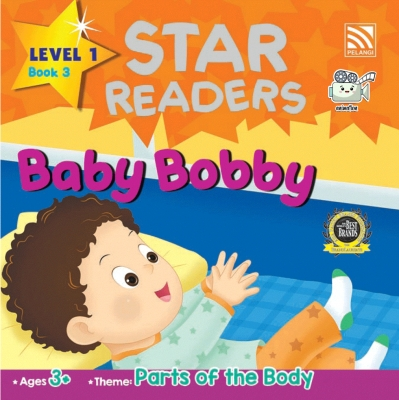 Star Readers L1 Book 3: Baby Bobby by Abdul Rahim Rodgers & Zainon Shamsudin from Pelangi ePublishing Sdn. Bhd. in Children category
