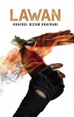 LAWAN by Khairul Nizam Khairani from Buku Fixi in General Novel category