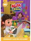 Comic Books For Kids – Issue #40: Technology Makes Our Life Easier! - text