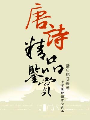 唐诗精品鉴赏(中华古文化经典丛书) by 盛庆斌 from Green Apple Data Center in Comics category