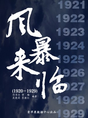 风暴来临(1920-1929)(中国历史大事详解) by 邓书杰,李梅,吴晓莉,苏继红 from Green Apple Data Center in General Academics category