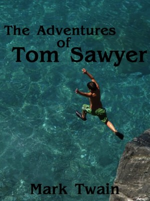 The Adventures Of Tom Sawyer by Mark Twain from Project Gutenberg in Classics category