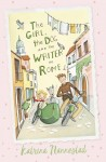 Girl, the Dog and the Writer in Rome - text