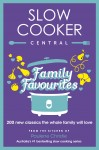 Slow Cooker Central Family Favourites - text