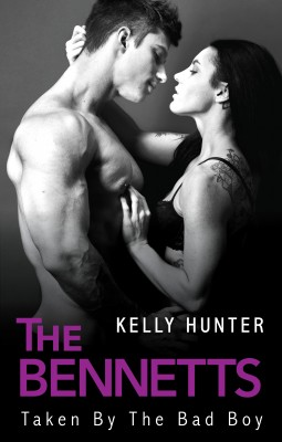 Taken By The Bad Boy by Kelly Hunter from HarperCollins Publishers Australia Pty Ltd in General Novel category